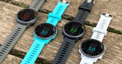 Garmin launch Forerunner 55 GPS smart watch for new habit