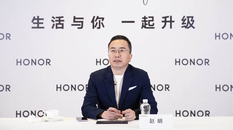 Honor CEO said their products will rival or even surpass Apple in future