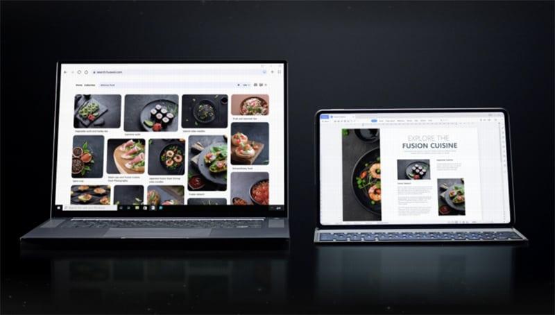 HUAWEI MatePad Pro 12.6 inch shelf break