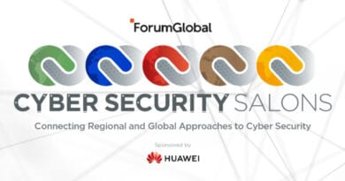 HUAWEI supporting the digital transformation in APAC connecting dots towards common cyber security standards