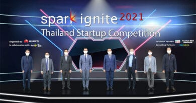 HUAWEI x DEPA spark ignite startup competition