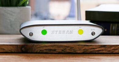 iFi introduce Zen Stream network audio bridge transport