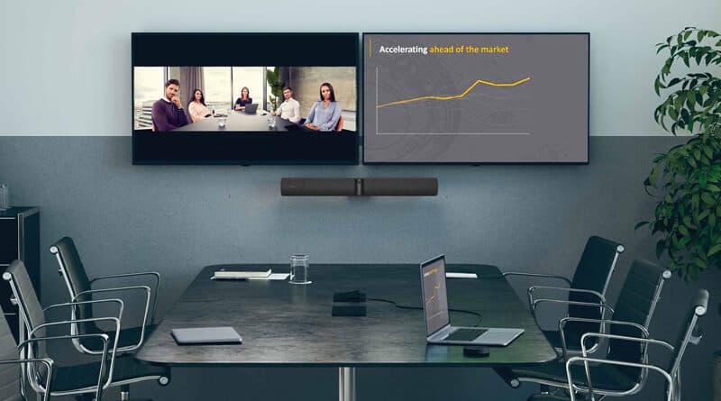 Jabra launch video Conferencebar Panacast 50