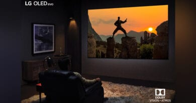 LG launch OLED evo QNED mini-led TV lineup in Thailand