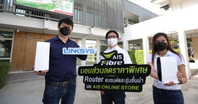 Linksys x AIS Fibre wifi router discount