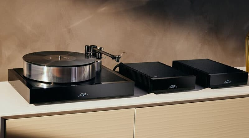 Naim announces Solstice Special Edition company's first turntable