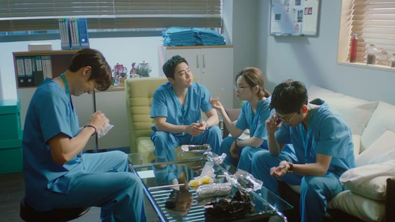 Netflix introduce 5 things we can look forward to in Hospital Playlist season2