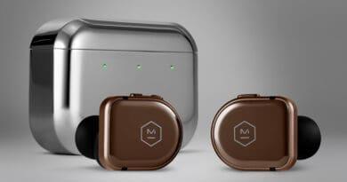 RTB introduce Master Dynamic MW08 true wireless earphones