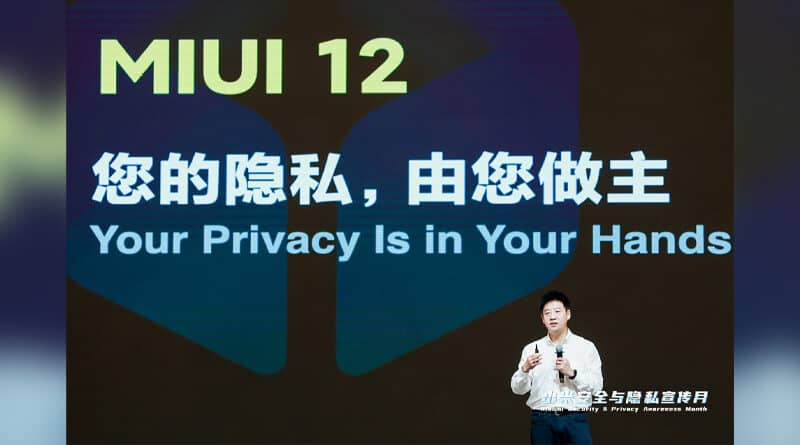 Xiaomi highlights privacy protections at June meeting