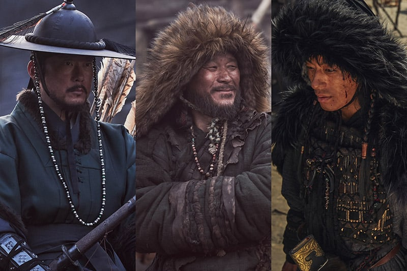 5 Things to know before watching Kingdom Ashin of the North