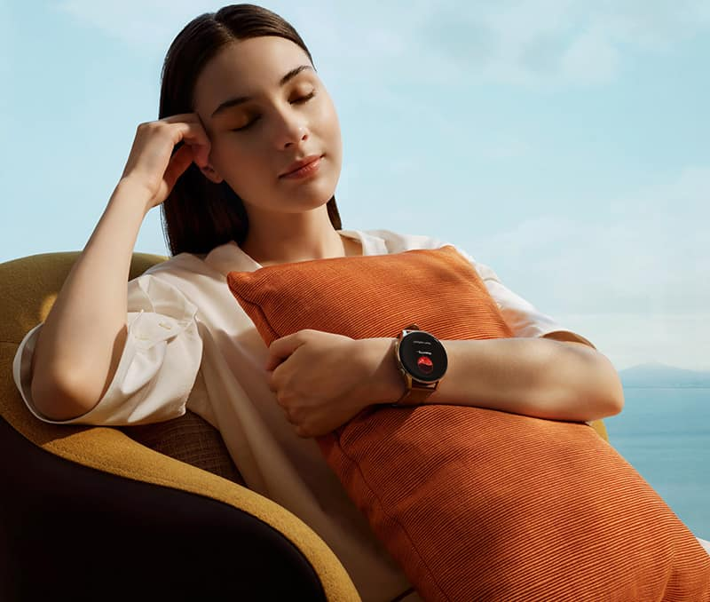 In depth with HUAWEI Watch 3 series healthcare assistant
