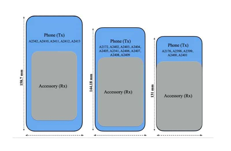iPhone 12 reveal reverse wireless charging power up Apple's new MagSafe Battery Pack