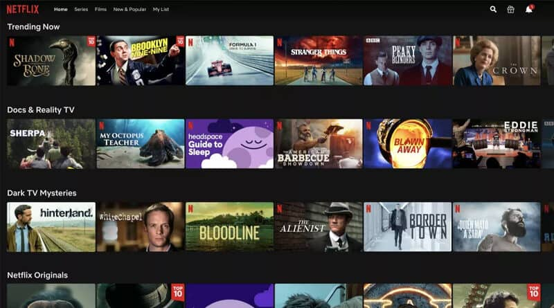 Netflix is planning add video game streaming next year