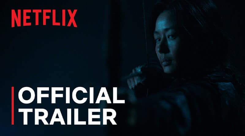 Netflix Kingdom Ashin of the North main trailer messaging