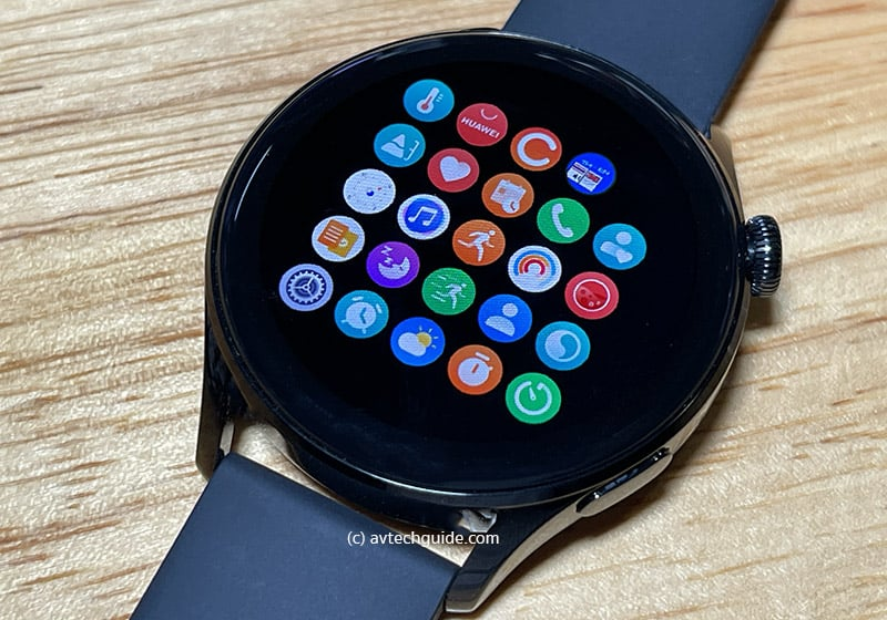 Review HUAWEI WATCH 3 full features smart watch with HarmonyOS