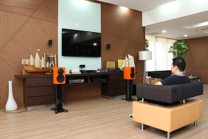 Review LINN Akurate Exakt Akudorik Exakt Digital Music System