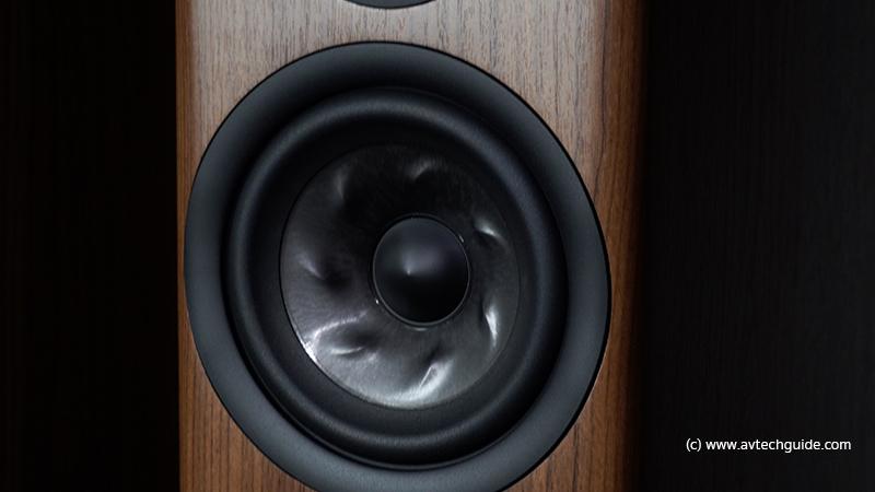Review Polk Audio Reserve Series speaker system home theatre set