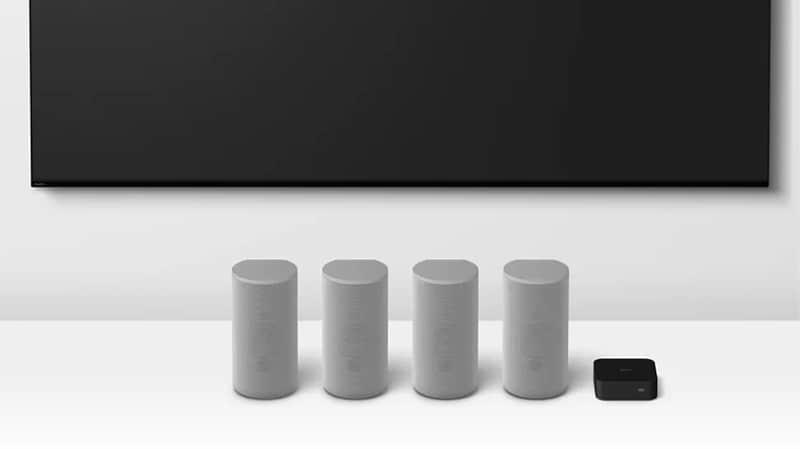 Sony introduce new HT-A7000 flagship soundbar supports Dolby Atmos DTS:X HDMI 2.1