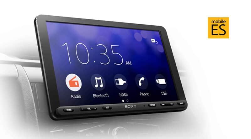 Sony Thai launch new car audio lineup 2021