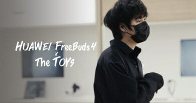 The Toys unveiled his new song and JOOX Buzz activity