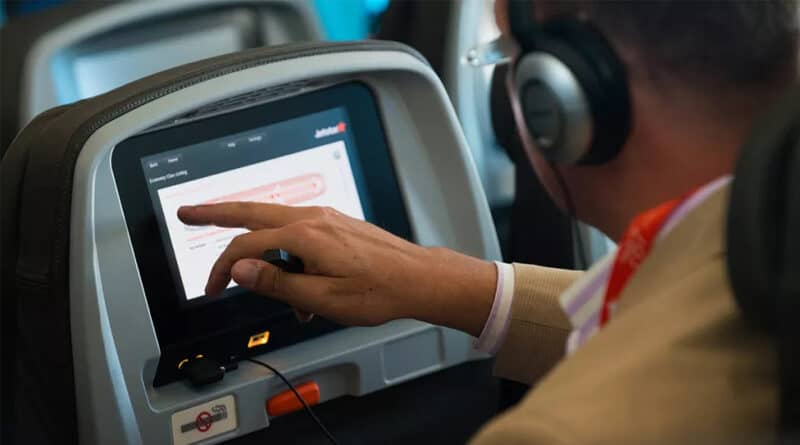 United Airlines is bringing bluetooth audio to in-flight-entertainment