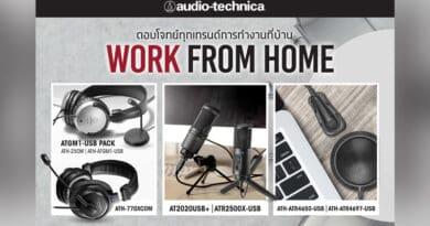 Audio-Technica WFH audio solution