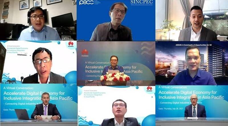 Digital Economy conversation APAC