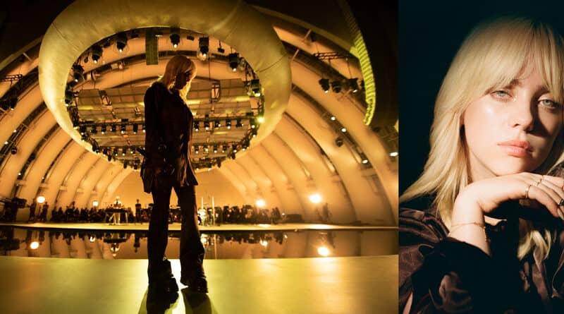 Disney Plus Hotstar premier Billie Eilish cinematic concert experience