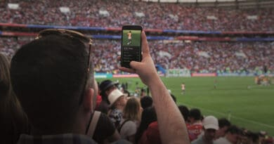 Ericsson 5G sport immersive experience