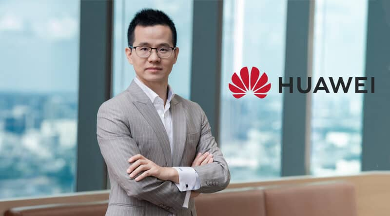 HUAWEI empowers Thailand with digital technology to become Aseans next digital hub and carbon neutral leader