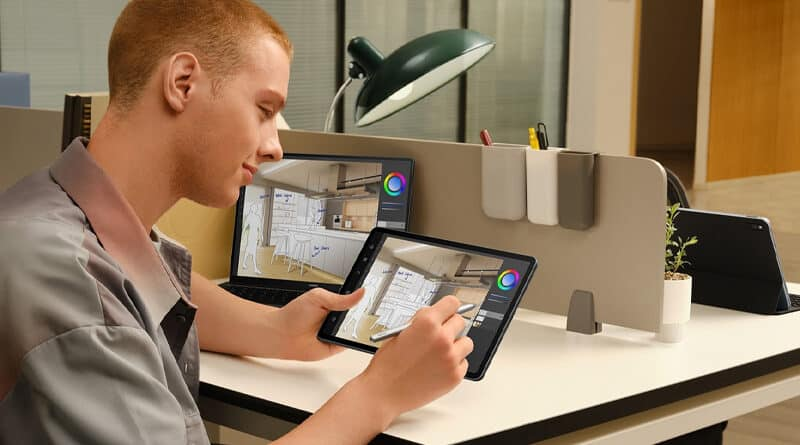 HUAWEI MatePad 11 tablet pc multi screen collaboration