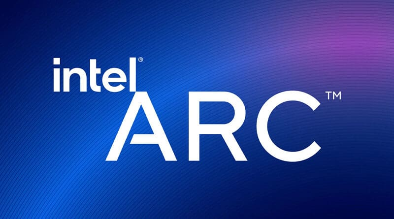Intel enters PC gaming GPU battle with ARC brand