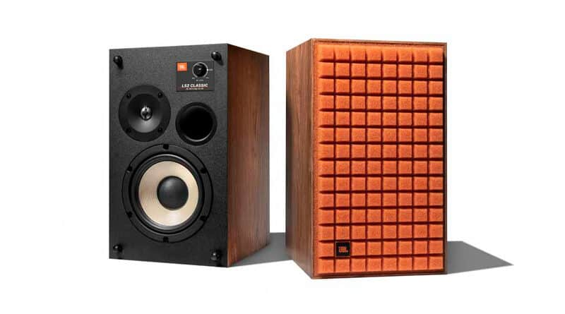 JBL introduce L52 Classic bookshelf loudspeakers