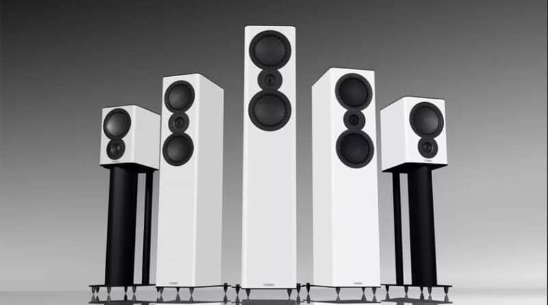 Mission introduce QX MkII series speakers