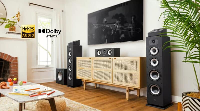 Polk Audio introduce Monitor XT Series speakers feature affordable Dolby Atmos