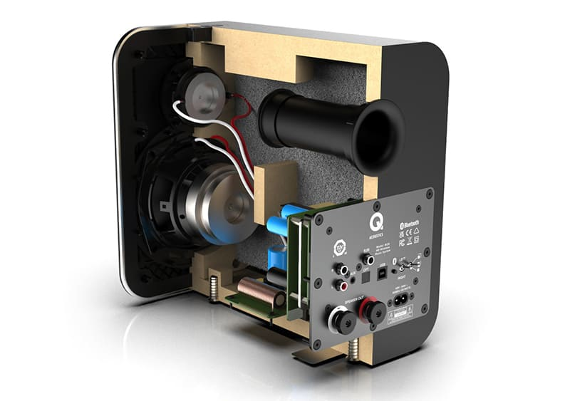 Q Acoustics unveils M20 HD hi-res wireless active speakers