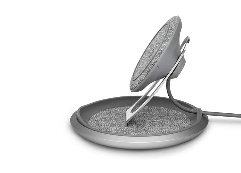 Review Moshi Louge Q wireless charging stand