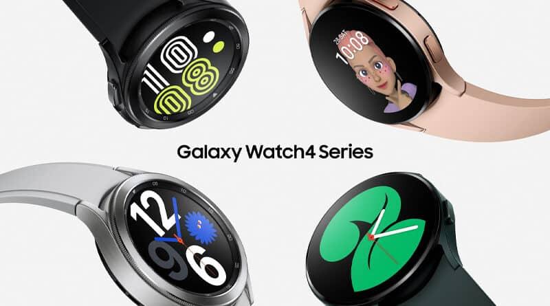 Samsung launch Galaxy Watch4 and Watch4 Classic