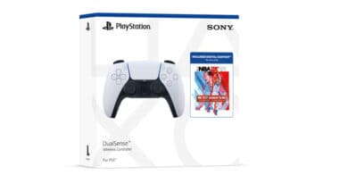 Sony PlayStation Dualsense NBA 2K22 jumpstart bundle