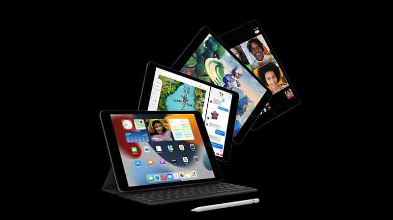 Apple launch iPad Gen 9 features A13 Bionic Double Storage Centerstage Facetime