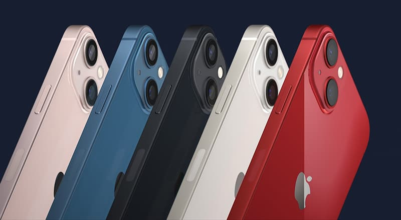 Apple launch new iPhone 13 features A15 Bionic Cinematic Mode 5 new colors