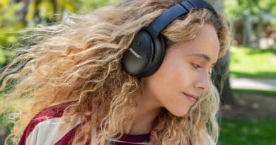 Bose announces QuietComfort 45 noise cancelling wireless headphones one day battery life
