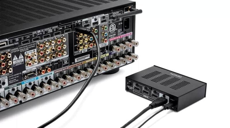 Denon and Marantz introduce 8K HDMI 2.1 upgrade AV Receivers