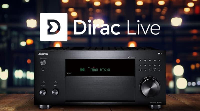 Dirac Live coming to Onkyo Pioneer and Integra AV Receivers