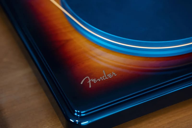 Fender x MoFi launch PrecisionDeck brand first high-performance turntable