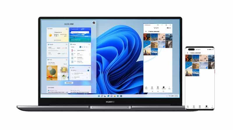 HUAWEI confirms Windows 11 support all MateBook Series laptops