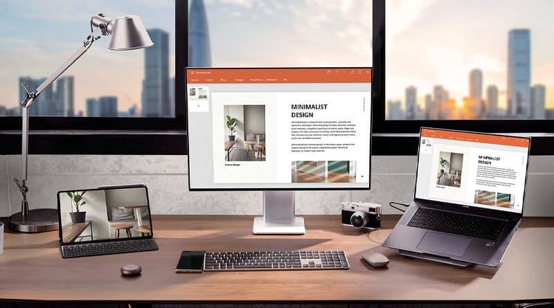 HUAWEI guide how to choose smart monitor with HUAWEI MateView