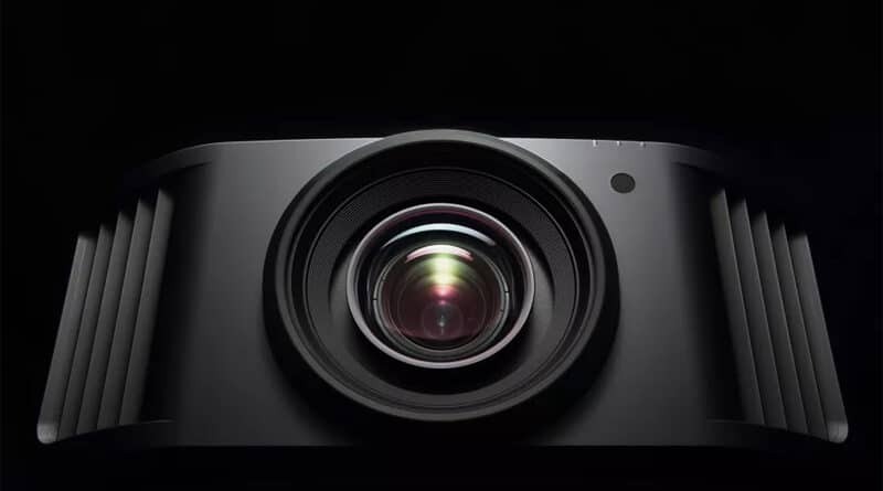 JVC launches world's first HDMI 2.1 8K laser projectors
