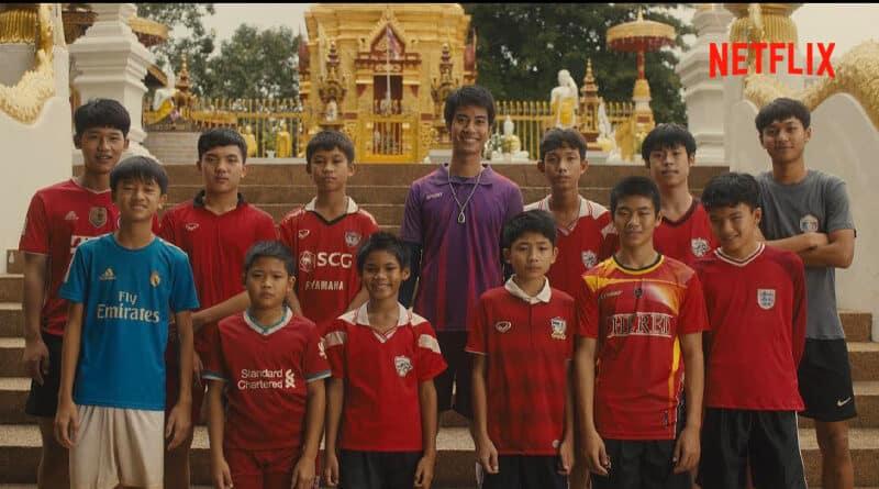 Netflix Thai cave rescue director and cast announcement