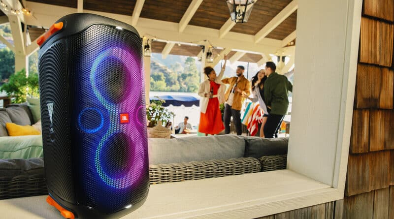 New JBL Partybox 110 launched